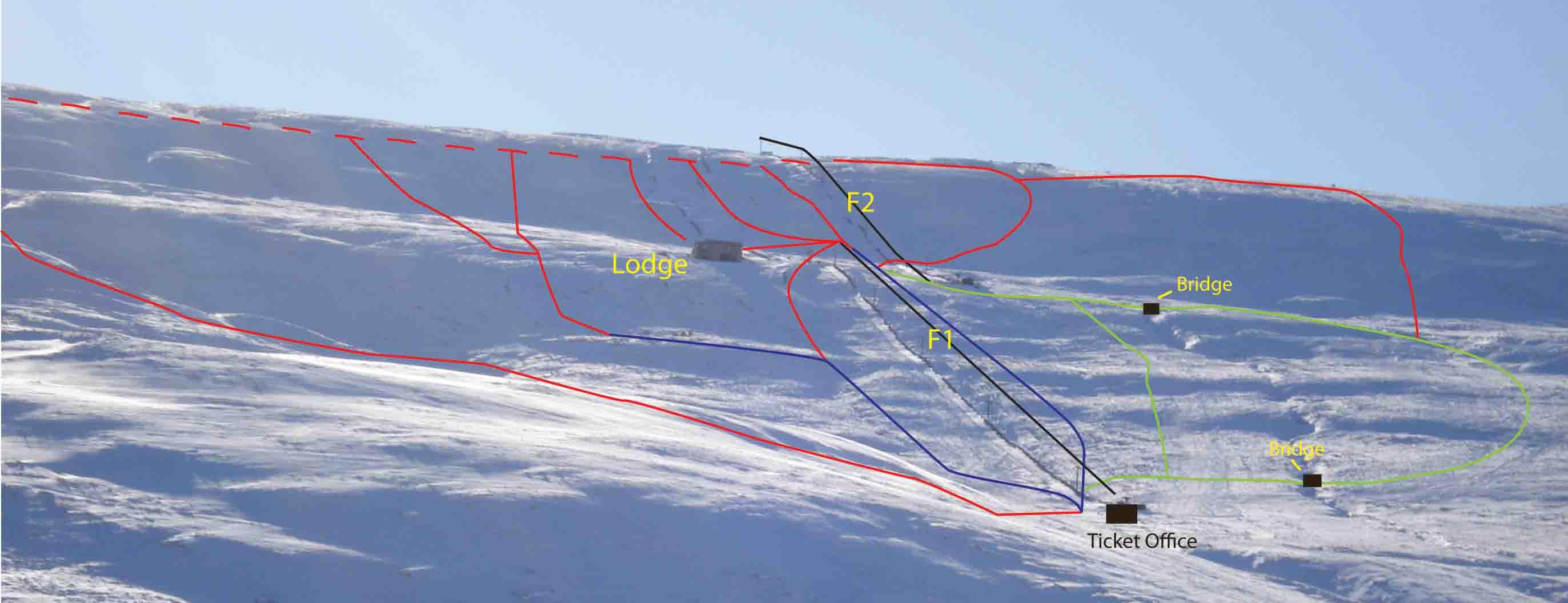 Westgate ski slope, Weardale. - YouTube